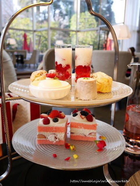ラウンジアンドダイニング ジー - 開業2周年記念Anniversary Afternoon Tea
