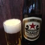 46513010 - ビールは赤星☆
