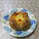 ジャックと豆の木 - チーズのパン