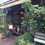 Cafe Ruban - 店舗外観