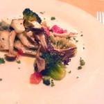46514865 - 本日の魚の香草焼き(700円) 本日は甘鯛です