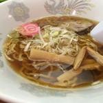 中華料理 東京 五十番 - 半ラーメン