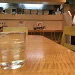 中華料理 東京 五十番 - お冷