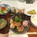 カフェ桃山78 - ごはんセット1000円
