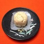 京菓子 岬屋 - 黄味時雨