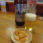 想夫恋 新本店 - 大瓶ビール 600円(2016.1)