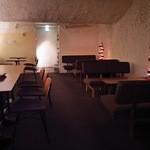 ブーガルーカフェ - 地下店内2