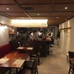 スティモーロ - 完全オープンキッチン