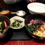 46518381 - 海鮮七福納豆 ¥900