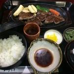 46518994 - ステーキ定食☆