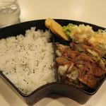 樹林 - 焼肉弁当 980円(税込)