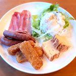 国民宿舎 鵜の岬 - (朝食) バイキング ※盛付け例