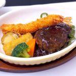 国民宿舎 鵜の岬 - (夕食) お子様ランチ
