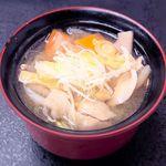 国民宿舎 鵜の岬 - (夕食) 豚汁