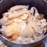国民宿舎 鵜の岬 - (夕食) 釜飯