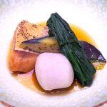 国民宿舎 鵜の岬 - (夕食) Bコース 煮物