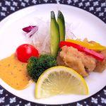 国民宿舎 鵜の岬 - (夕食) Bコース 洋皿