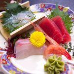 国民宿舎 鵜の岬 - (夕食) Bコース 刺身
