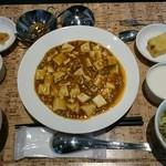 カントニーズレストラン ボン - 麻婆定食