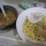 さいたま屋 - どろつけ麺(大盛) 500円