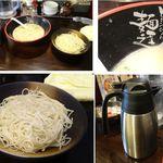 46521223 - 豚骨らーめん。麺達平和店(豊田市)食彩品館.jp撮影