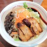麺也オールウェイズ - 野菜たっぷりラーメン