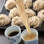 酒と板そば ともしび - 料理写真: