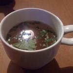 テキーラ ハウス - ・スープ サービス