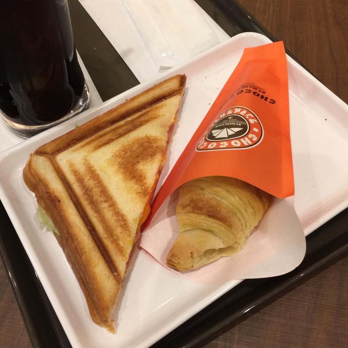 サンマルクカフェ イオンモールとなみ店