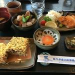 46523494 - 岩国寿司定食(1350円)