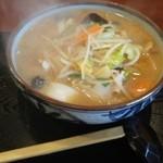 ばんび亭 - 野菜みそラーメン