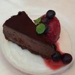 ケンタロウ - チョコレートケーキ