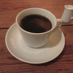 カフェ・ブラン・エ・ノワール - コーヒー