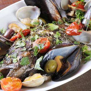 【函館直送】新鮮な魚介たちで作る鮮魚料理