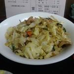 三光楼食堂 - 料理写真:野菜炒め