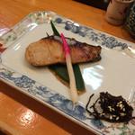 平寿司 - 2016/01/16(土)鰤の西京焼き。