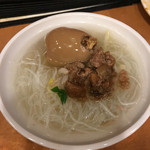 46526477 - ビーフンの担仔麺
