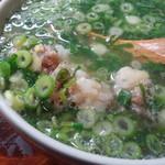 漁師のおかず海老や - 料理写真:漁師茶漬け(まご茶)