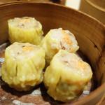 香港茶楼 - 豚肉シューマイ(^○^)
