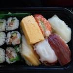 小銭すし - 料理写真:にぎり寿司(松)