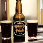 松尾ジンギスカン - 黒ビール