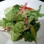 朱白 - サラダ