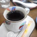 のぎく - 定食にサービスのコーヒー