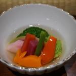 46532465 - 冷菜盛り