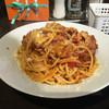 イタリア食堂 - 料理写真:イタリア食堂風スパゲティー