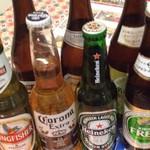 LUMBINI CURRY HOUSE - フェアのビール達