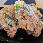 つかさ亭 - 鶏の唐揚げ
