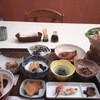 岩倉温泉 - 料理写真:夕食