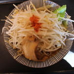 大黒屋本舗 - ふじ麺(720円、真上から)
