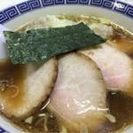 支那そば いしはら - チャーシューワンタン麺(1,430円)